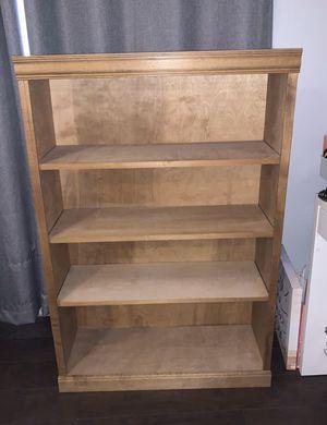 Wooden Bookcase for Sale in Phoenix, AZ