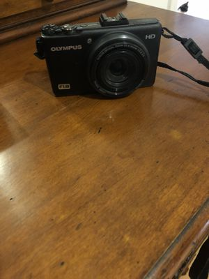 Olympus HD digital camera + 8 GB memory card + charger for Sale in Chicago, IL