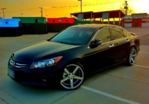 NO ISSUES 2009 Accord  for Sale in Dallas, TX