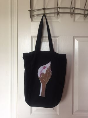 Graphic Black Tote for Sale in Bend, OR