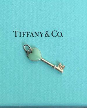 Tiffany & Co. Heart Key Pendant for Sale in Henderson, NV