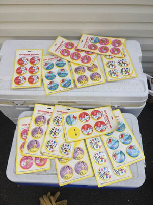 Disney birthday pins 73 total!! for Sale in Clifton, NJ