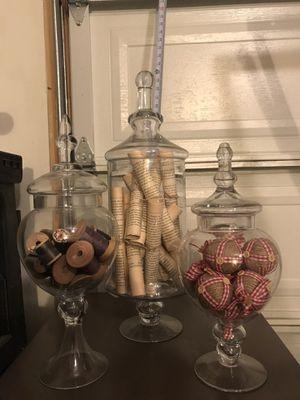 Apothecary jars for Sale in Petaluma, CA