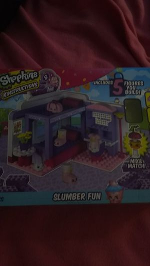 Shopkins summer fun Lego set for Sale in Vancouver, WA