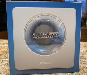 Asus Blue Cave ac2600 WiFi router for Sale in Phoenix, AZ