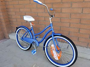 Hello, I have a 26 inch beach cruiser in perfect condition, this is a NEW BIKE! for Sale in Phoenix, AZ