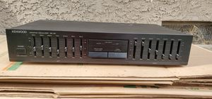 Kenwood graphic equalizer ge-49 for Sale in Rancho Cucamonga, CA