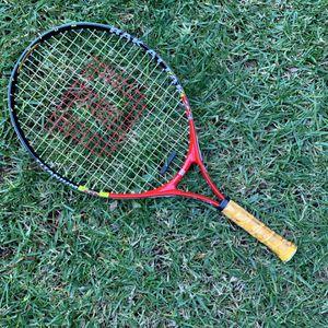Wilson Tennis Racket & Bag-kids for Sale in Los Angeles, CA