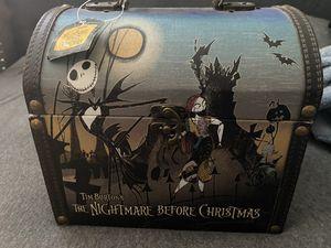 Nightmare Before Christmas box for Sale in El Monte, CA