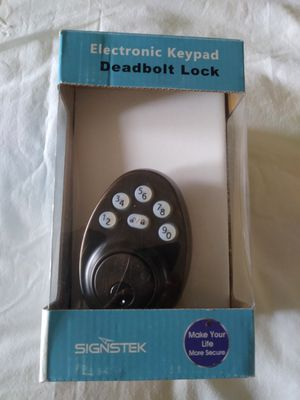 Electronic keypad for Sale in Ontario, CA