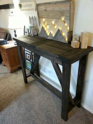 Console/Sofa/Display Table for Sale in Grove City, OH