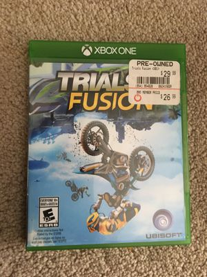 Trials Fusion Xbox One for Sale in San Diego, CA