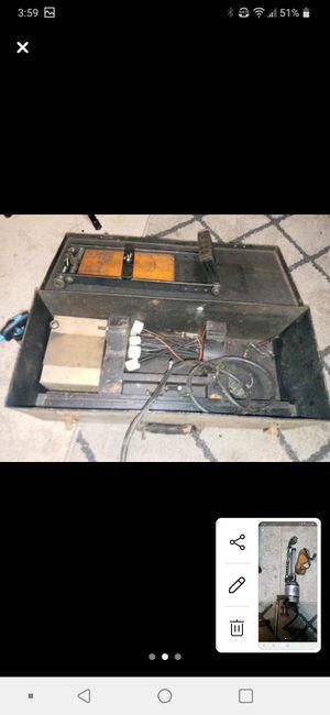 Winona Van Norman Portable Crankshaft Grinder Polisher, In the Block, Intheblok Brand. $350 o.b.o. for Sale in Midland, MI