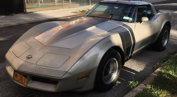 1982 Chevy Corvette Collectors Edition