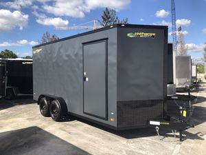 Enclosed trailer | 7x16 for Sale in Fort Lauderdale, FL