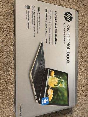 HP Touchscreen Laptop for Sale in Redding, CA