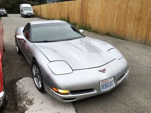 2001 Chevrolet Corvette Z06 Chevy vette for Sale in Auburn, WA