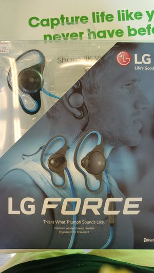 LG FORCE wireless stereo set for Sale in Oshkosh, WI