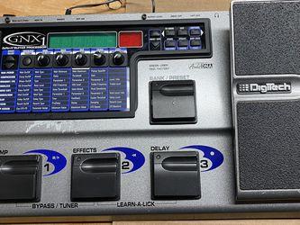 DigiTech GNX1 Guitar Processor / FX Board for Sale in Yakima,  WA