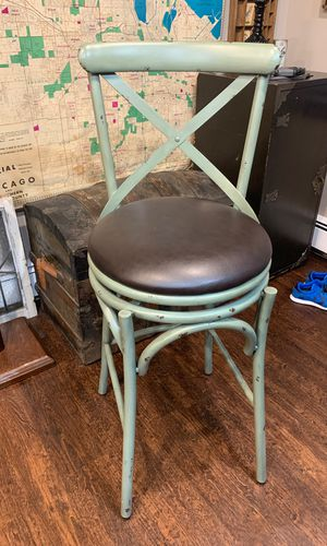 Brand new pier 1 bar stool ... for Sale in Lombard, IL