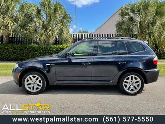 2007 BMW X3 for Sale in Lake Park,  FL