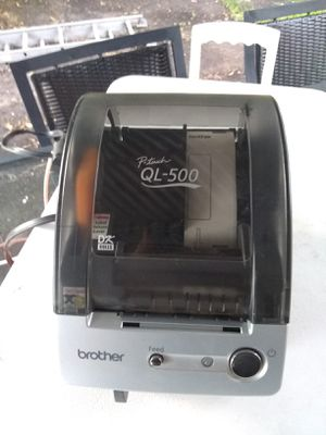 Label Maker, Brother for Sale in San Antonio, TX