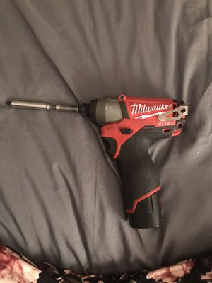 Milwaukee Drill for Sale in Midland, NC