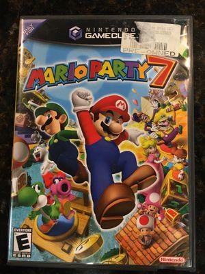 Mario Party 7 for Sale in San Antonio, TX