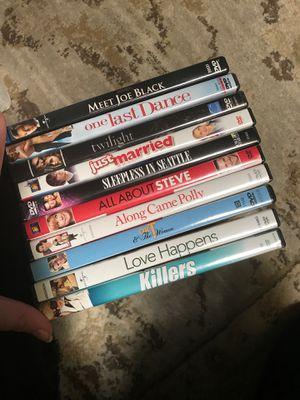 Movies (chick flicks/drama) for Sale in Amarillo, TX