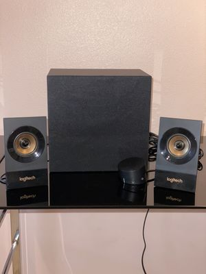 Logitech speakers with subwoofer for Sale in Port Orchard, WA