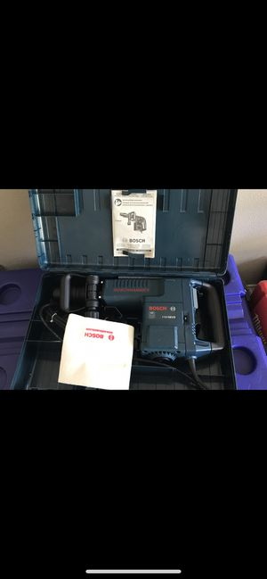 Bosch hammer drill for Sale in Lindale, TX