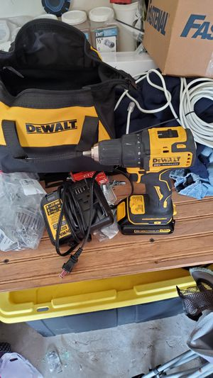Dewalt Atomic Brushless Drill/Driver for Sale in Spring, TX