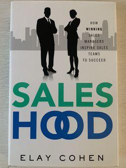 Saleshood Book by Elay Cohen for Sale in Encinitas,  CA