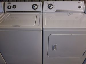 Whirlpool Washer and Dryer for Sale in Denton, TX