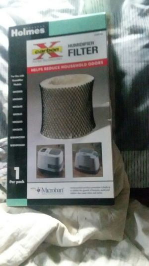 Holmes humidifier filter hwf75 5pack for Sale in Collinsville, IL