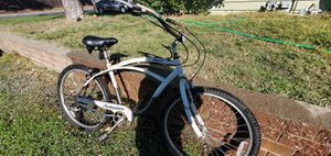 Schwinn Jaguar Black and White Bycicle for Sale in Oroville, CA