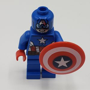 Lego Captain America Minifigure for Sale in Jamul, CA