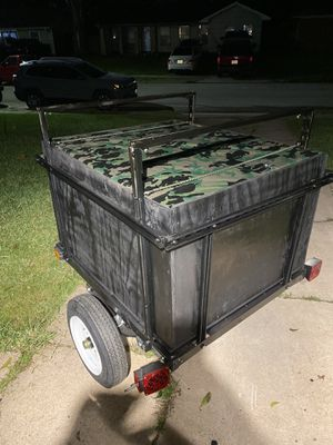 Utility trailer for Sale in Katy, TX