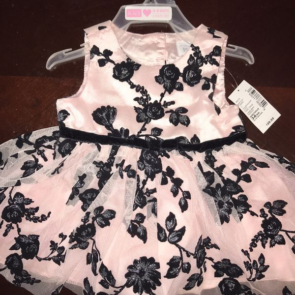 Children's Place Baby Girl Dress 3-6 Months New