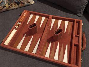 Backgammon set for Sale in Cumming, GA