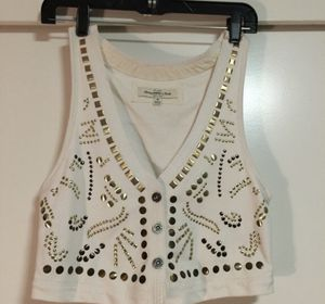 Abercrombie and Fitch Vest for Sale in San Luis Obispo, CA