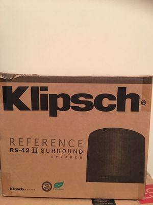Klipsch surround sound speakers for Sale in Highland Beach, MD