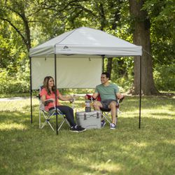 Ozark Trail 6' x 6' Instant Sport Canopy with Sun Wall (Shipping) for Sale in Houston,  TX