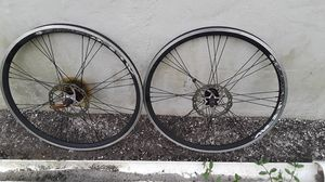 "2 SPECIALS BIKE RIMS SIZE 26 ,"" WITH DISCS BRAKES for Sale in Boynton Beach, FL"
