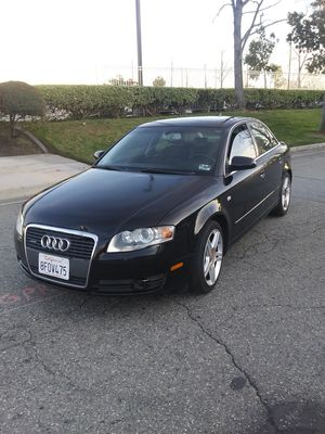 Audi a4 sell/trade bmw Mercedes lexus land Rover Infiniti g37 g35 for Sale in Fontana, CA