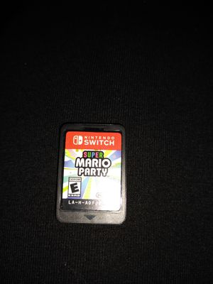 Super Mario party game for Sale in Lancaster, OH