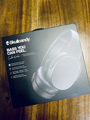 SKULL CANDY CRUSHER wireless over-the-ear headphone ($110 OBO) for Sale in Westminster, CO