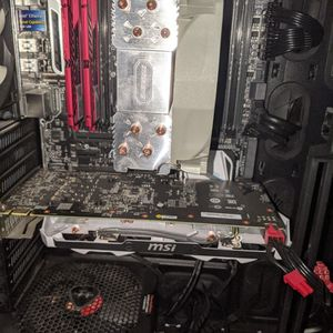 [FOR PARTS] Computer PC i7-5820k GTX 960 2x8gb RAM for Sale in Elk Grove, CA