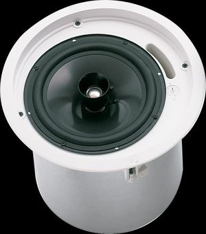 """Set of 2 - EVID C8.2 8""""two-way coaxial ceiling loudspeakers for Sale in Riverview, FL"""
