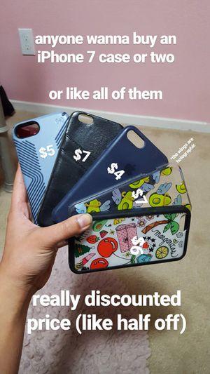 iPhone 7 Cases (50% Off Original Price) for Sale in Chula Vista, CA